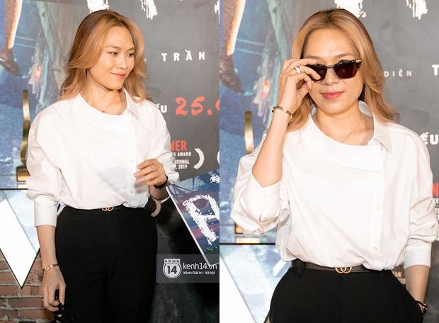 Chị đẹp Mỹ Tâm chơi quá: Đã bắt trend tóc Jennie còn diện cả nhẫn, dây chuyền hàng hiệu giống Lisa - Ảnh 4.