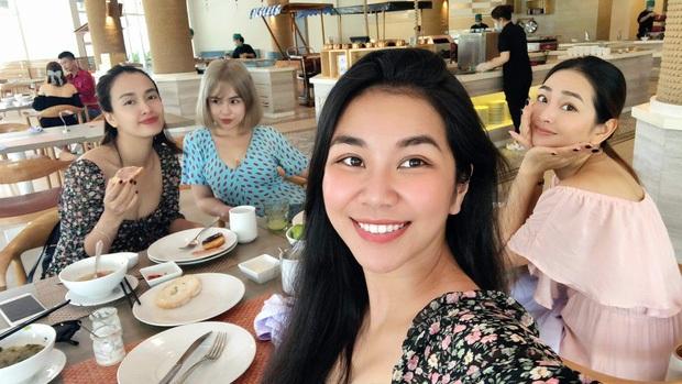 Trước thông tin Thái Trinh ngộ độc thực phẩm sau khi ăn buffet, resort 5 sao phản hồi như thế nào? - Ảnh 2.
