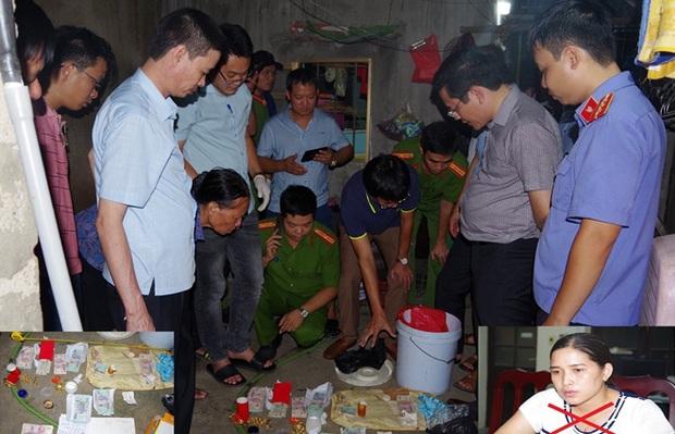 Lừa cháu họ ra khỏi nhà, cô phá két sắt trộm hơn 1 tỷ đồng - Ảnh 1.
