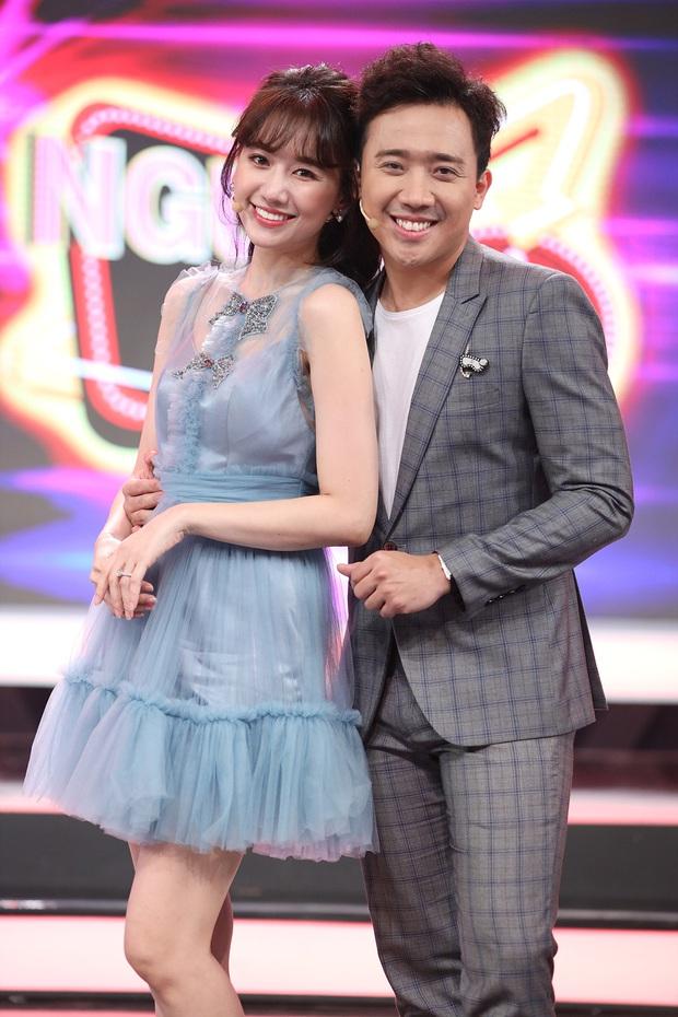 Hari Won tiết lộ từng cản Trấn Thành cưới mình trên sóng truyền hình, lý do liên quan đến sự nghiệp của nam MC - Ảnh 5.