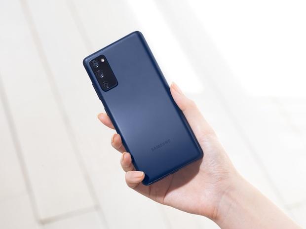Galaxy S20 FE ra mắt: Exynos 990, màn hình 120Hz, 3 camera sau, pin 4500mAh, giá 16 triệu đồng - Ảnh 3.