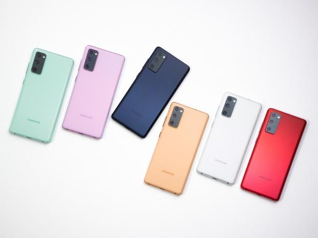 Galaxy S20 FE ra mắt: Exynos 990, màn hình 120Hz, 3 camera sau, pin 4500mAh, giá 16 triệu đồng - Ảnh 4.