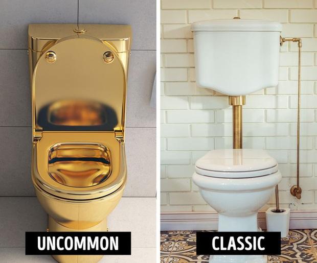 Tại sao bồn cầu toilet luôn có màu trắng dù nó rất dễ bẩn? Lý do phía sau tưởng vô lý mà hóa ra cực kỳ thuyết phục đấy - Ảnh 4.