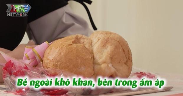 Cô nàng mang ổ bánh mì làm quà khi đi show hẹn hò, nam chính không chê mà còn muốn hỏi cưới  - Ảnh 3.