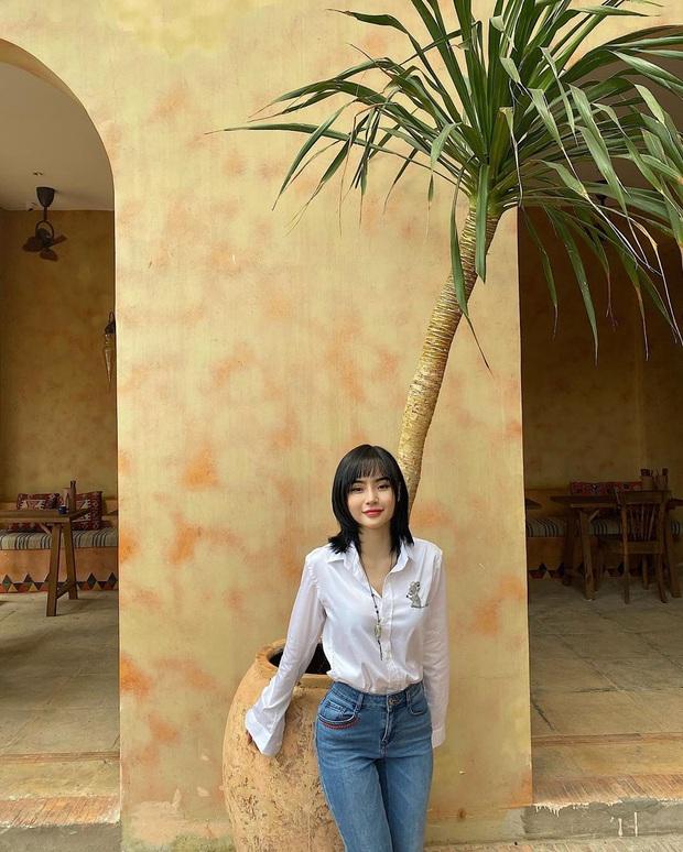 Em gái Angela Phương Trinh ngày càng thăng hạng nhan sắc, nổi bật với khí chất mỹ nhân  - Ảnh 4.
