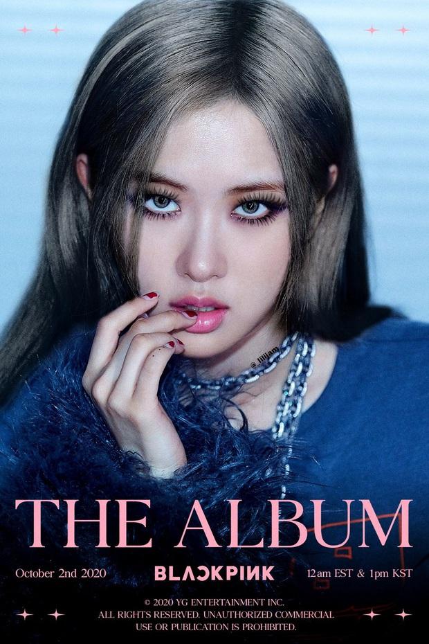 Đọ teaser cá nhân của BLACKPINK: Jennie nắm trùm lượt thích còn Jisoo thoát cảnh đội sổ, vị trí bét bảng thuộc về ai? - Ảnh 36.