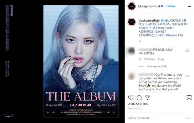 Đọ teaser cá nhân của BLACKPINK: Jennie nắm trùm lượt thích còn Jisoo thoát cảnh đội sổ, vị trí bét bảng thuộc về ai? - Ảnh 13.