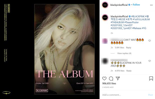 Đọ teaser cá nhân của BLACKPINK: Jennie nắm trùm lượt thích còn Jisoo thoát cảnh đội sổ, vị trí bét bảng thuộc về ai? - Ảnh 17.