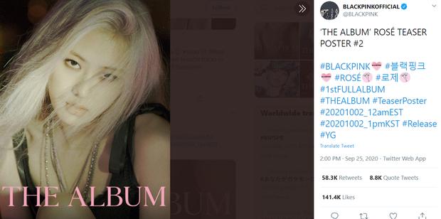Đọ teaser cá nhân của BLACKPINK: Jennie nắm trùm lượt thích còn Jisoo thoát cảnh đội sổ, vị trí bét bảng thuộc về ai? - Ảnh 25.