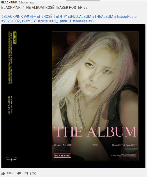Đọ teaser cá nhân của BLACKPINK: Jennie nắm trùm lượt thích còn Jisoo thoát cảnh đội sổ, vị trí bét bảng thuộc về ai? - Ảnh 33.