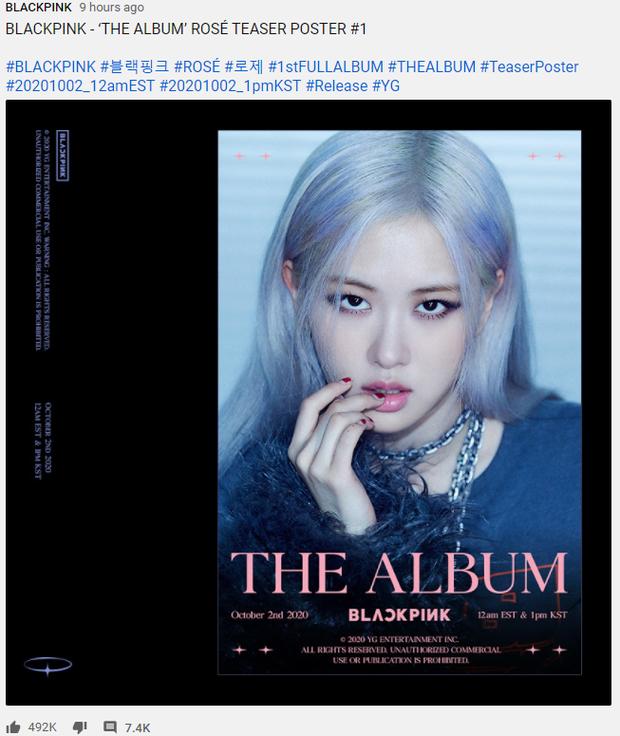 Đọ teaser cá nhân của BLACKPINK: Jennie nắm trùm lượt thích còn Jisoo thoát cảnh đội sổ, vị trí bét bảng thuộc về ai? - Ảnh 29.