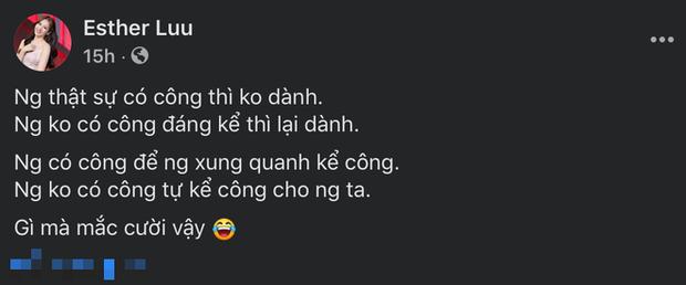 Hari Won đăng status dằn mặt người khác cực gắt, chẳng ngờ netizen réo tên Trấn Thành để... dịch xem vợ nói gì - Ảnh 2.