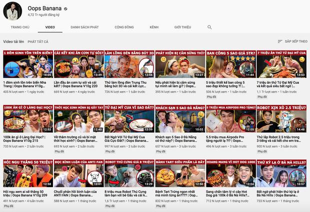 Có 1 YouTuber cứ âm thầm hốt tỷ views dù chẳng hề đình đám như Bà Tân Vlog hay Khoa Pug - Ảnh 3.