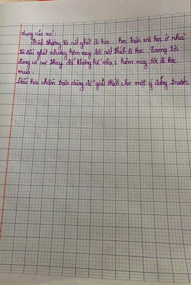 Học sinh lớp 1 điền thành ngữ đến cô giáo cũng không ngờ lầy đến thế, câu cuối còn được khen hay hơn cả bản gốc - Ảnh 4.