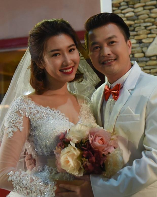Thuý Ngân lần đầu tiết lộ chuyện làm đám cưới giả khi bố ruột nhập viện, suýt qua đời - Ảnh 4.