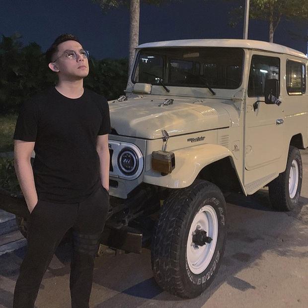 CEO Tống Đông Khuê bất ngờ xoá hết hình ảnh về chiếc xe 5 tỷ sau khi bạn gái lên mạng nói: Xe em tự mua - Ảnh 4.