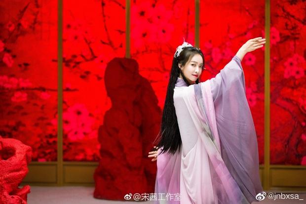 Tống Thiến có tới 4 tạo hình ở phim đóng cùng Vương Nhất Bác, netizen vẫn lắc đầu nhìn không ưng - Ảnh 5.