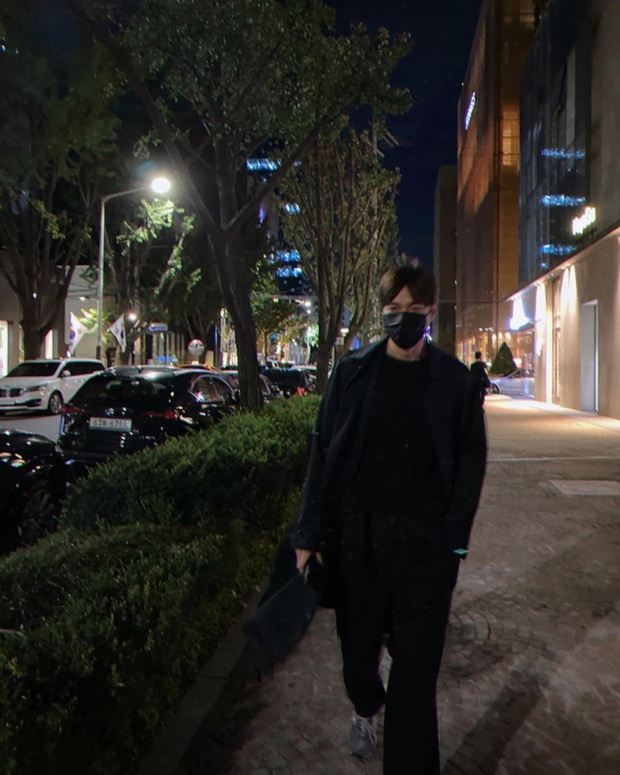 Lee Min Ho cuối cùng đã lộ diện sau tin đồn hẹn hò Hoa hậu Hàn Quốc gia thế khủng, đàng gái có động thái gây chú ý - Ảnh 2.