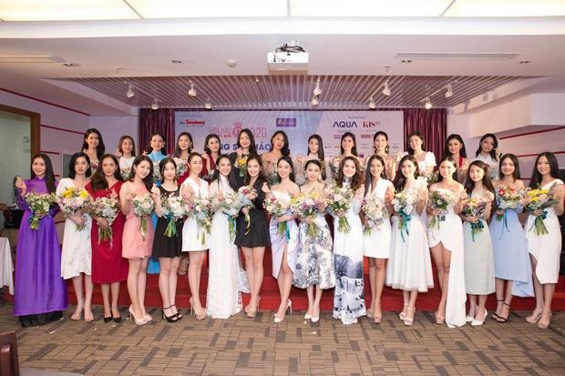 Công bố kết quả 30 thí sinh miền Nam vào bán kết Hoa Hậu Việt Nam 2020: Loạt chiến binh đình đám có đi tiếp? - Ảnh 3.