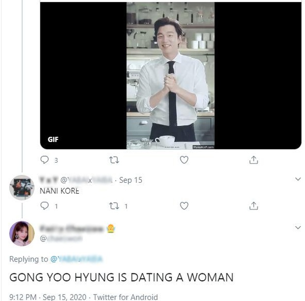 Mật báo Kbiz: Gong Yoo (Train To Busan) hẹn hò, Lisa - Jungkook - Sana có quan hệ bất ngờ, Mina (TWICE) tạm nghỉ do bị hãm hại? - Ảnh 7.