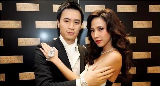 Nữ hoàng xứ Thái Aum Patcharapa: Hớp hồn Mario Maurer, gây sốc với 2 lần kéo quân đánh ghen và cái kết bên CEO gia thế khủng - Ảnh 5.