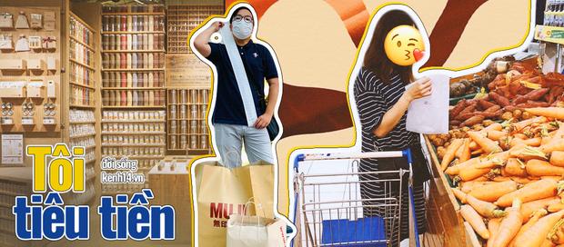 27 tuổi, sống ở Sài Gòn - không đi nhảy đầm nhưng tôi cạn sạch tiền vì siêu thị - Ảnh 5.