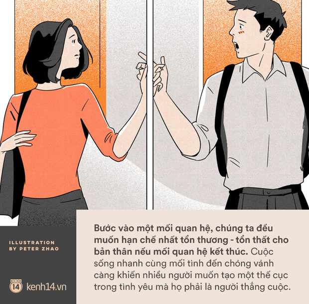 """""""Cửa trên"""" - """"cửa dưới"""" và những mối quan hệ rạn vỡ niềm tin: Chưa yêu bạn đã là người thua cuộc rồi - Ảnh 2."""