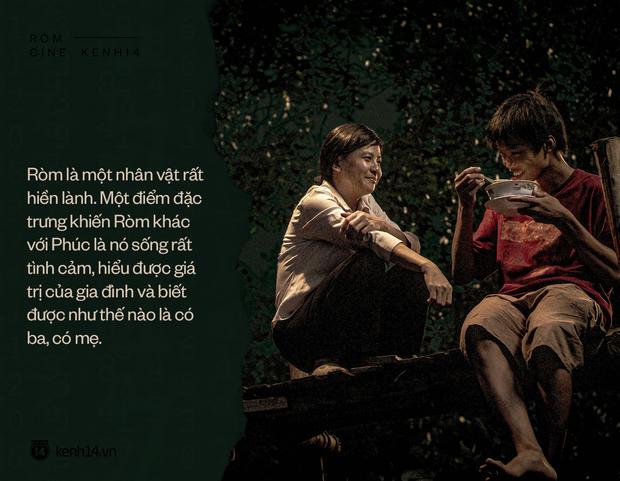 Thằng Ròm Trần Anh Khoa: Xém xíu là không có Ròm rồi, sau này nhất định trở về Việt Nam để làm một bộ phim máu lửa như vậy - Ảnh 7.