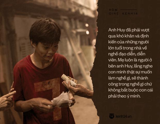 Thằng Ròm Trần Anh Khoa: Xém xíu là không có Ròm rồi, sau này nhất định trở về Việt Nam để làm một bộ phim máu lửa như vậy - Ảnh 4.