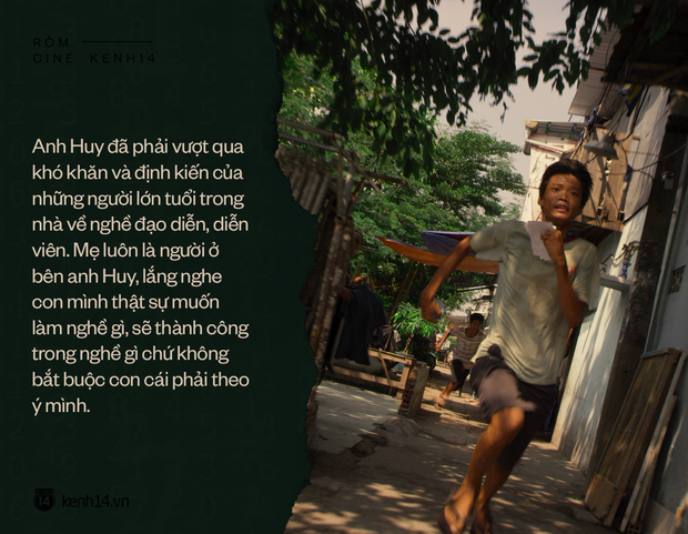 Thằng Ròm Trần Anh Khoa: Xém xíu là không có Ròm rồi, sau này nhất định trở về Việt Nam để làm một bộ phim máu lửa như vậy - Ảnh 6.