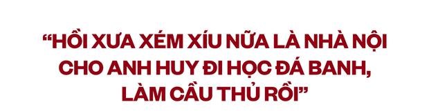 Trần Anh Khoa kể chuyện thằng Ròm từ Canada: Nhà nội cho anh Huy đi học đá banh, xém xíu nữa là không có Ròm rồi! - Ảnh 5.