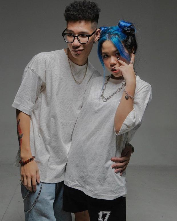 Netizen gọi hồn MCK vì nghi ngờ viết hộ lyrics cho bạn gái Tlinh khiến anh chàng nửa đêm phải ngoi lên giải thích - Ảnh 5.