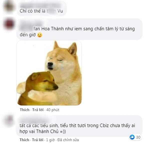 Vu Chính úp mở để Hứa Khải đóng phim đam mỹ mới nhưng netizen không ham hố gì luôn! - Ảnh 3.
