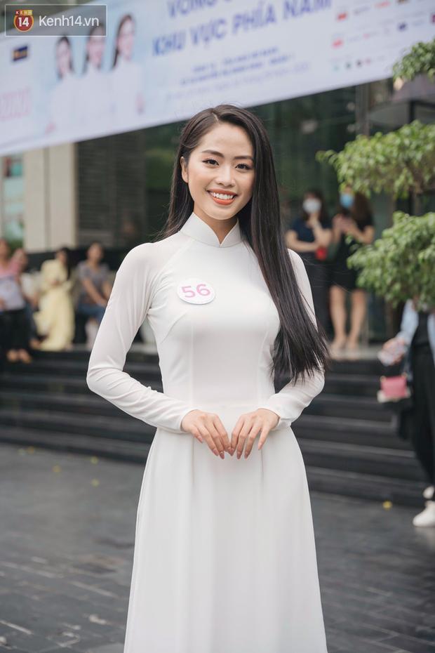 Dàn thí sinh đua nhau khoe sắc tại vòng sơ khảo Hoa Hậu Việt Nam 2020, bản sao Jennie (BLACKPINK) có như kỳ vọng? - Ảnh 10.