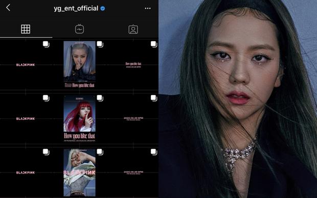 BLACKPINK cứ comeback là YG chọc chửi fan: Jisoo, Lisa và Rosé hết thiếu ảnh lại bị quên tên, còn mình Jennie là chưa lên thớt? - Ảnh 3.