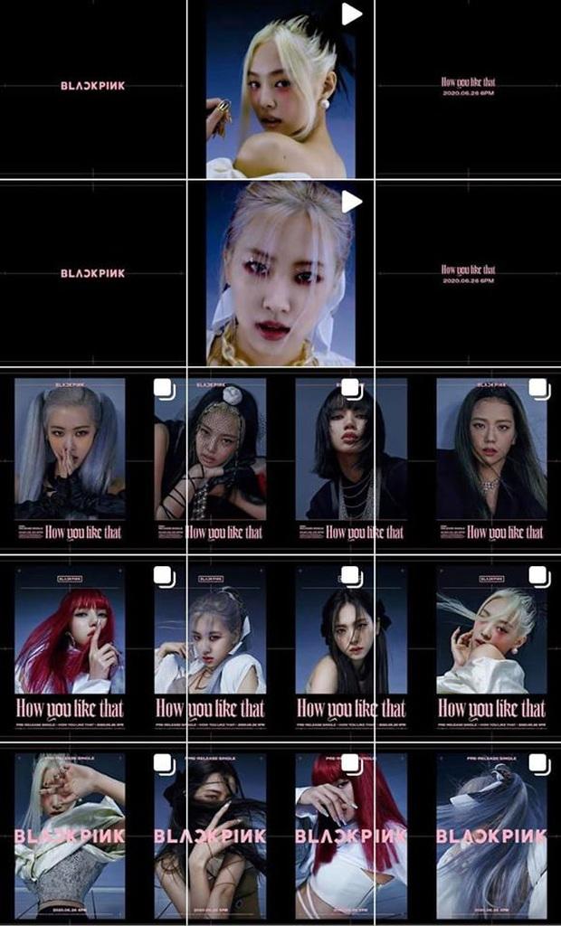 BLACKPINK cứ comeback là YG chọc chửi fan: Jisoo, Lisa và Rosé hết thiếu ảnh lại bị quên tên, còn mình Jennie là chưa lên thớt? - Ảnh 4.