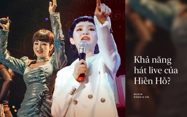 Liên tiếp bị chê bai khả năng live trong chưa đầy 1 tháng, thực lực hát của Hiền Hồ có đến mức bị chỉ trích?  - Ảnh 1.