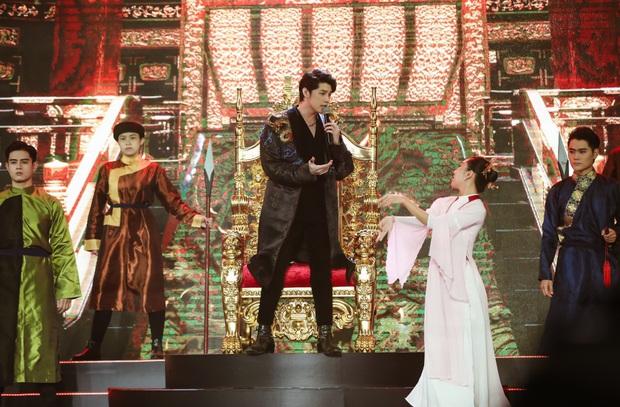 Noo Phước Thịnh hoá thân thành vị Vua, Cara tỏ tình trai lạ, Gil Lê vừa soái vừa deep trong đêm nhạc tháng 9 - Ảnh 15.