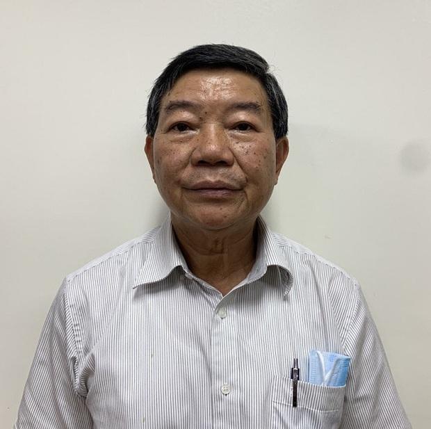 Bắt nguyên Giám đốc Bệnh viện Bạch Mai Nguyễn Quốc Anh - Ảnh 2.