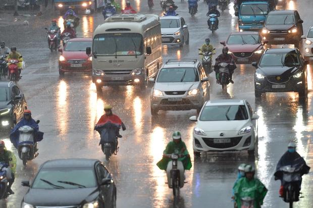 Từ chiều 26 đến 28/9, Bắc Bộ có mưa rào và dông - Ảnh 1.