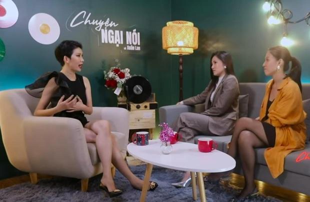 Xuân Lan tiết lộ Trọng Hưng đòi lên talk show mới của mình để tiếp tục kể xấu vợ cũ Âu Hà My? - Ảnh 1.