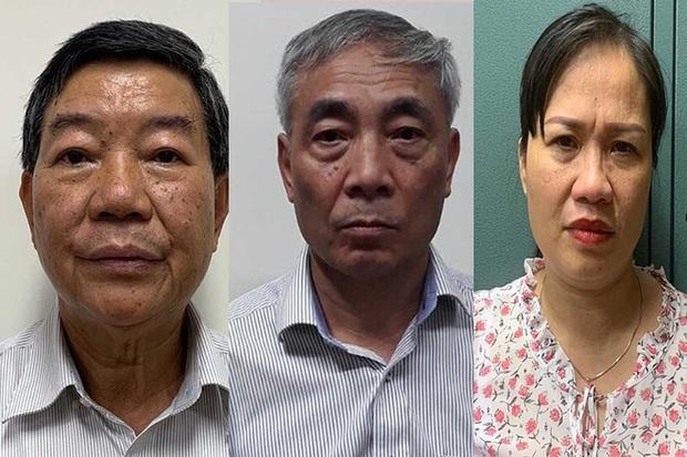 Cựu Giám đốc Bệnh viện Bạch Mai Nguyễn Quốc Anh có thể đối mặt mức án lên tới 15 năm tù? - Ảnh 1.