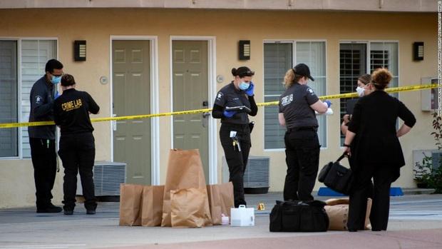 Một người vô gia cư gốc Phi ở Mỹ bị cảnh sát bắn chết - Ảnh 1.