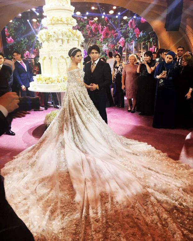 4 năm sau đám cưới xa hoa với chiếc váy 14 tỷ đồng, bánh cưới cao hơn 3m, cuộc sống của tiểu thư giàu có bậc nhất nước Nga ra sao? - Ảnh 1.