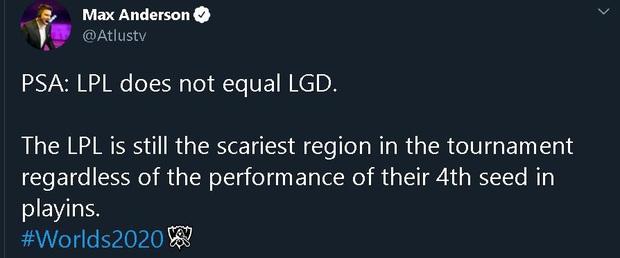 LGD Gaming nhận bão gạch đá từ cộng đồng sau trận thua thứ 2: LGD hãy giải tán đi! - Ảnh 10.