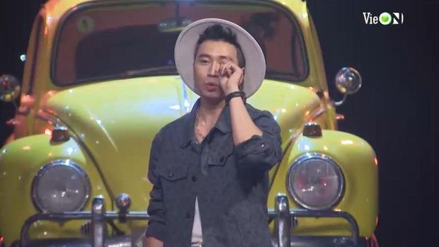Rap Việt: Bằng chứng Karik sẽ tung nón vàng cứu Ricky Star từ team Binz - Ảnh 6.