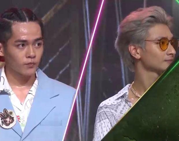 Rap Việt: Bằng chứng Karik sẽ tung nón vàng cứu Ricky Star từ team Binz - Ảnh 4.