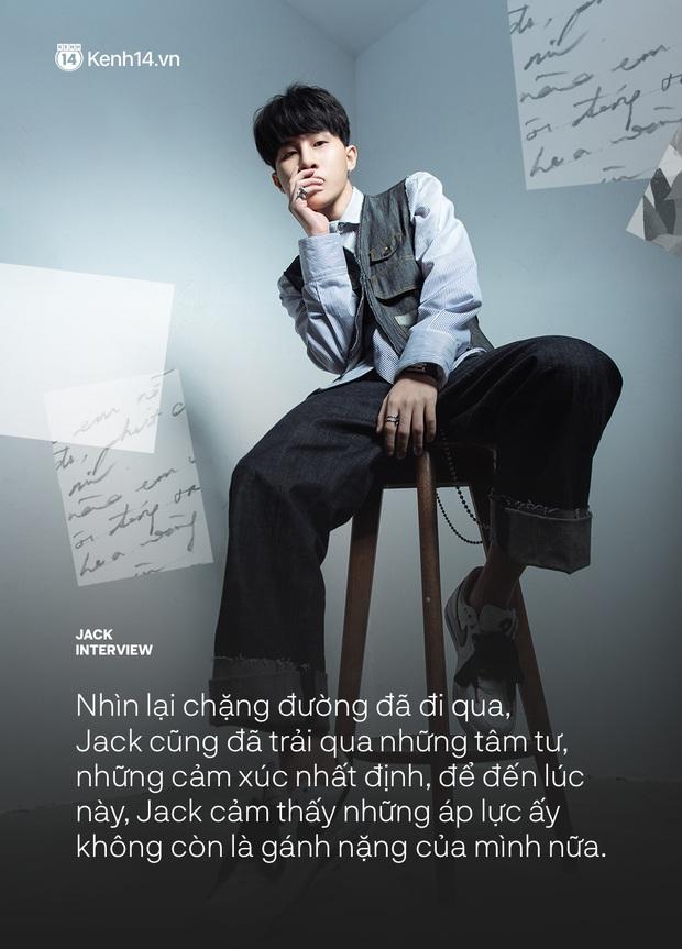 Jack: Cuộc sống mỗi ngày đã quá mệt mỏi, về nhà chỉ cần bật một bản nhạc, bạn vơi bớt stress là được. Với Jack, nhiêu đó là vui rồi - Ảnh 2.