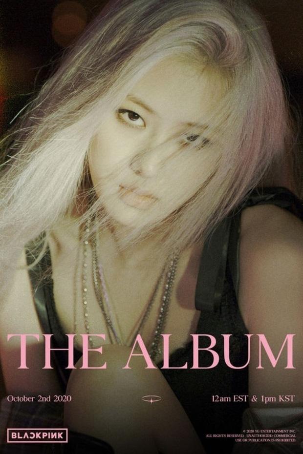 Hết bị dìm trong teaser, Rosé lại bị YG bỏ quên ở loạt ảnh profile của BLACKPINK trên Melon khiến fan la ó - Ảnh 4.
