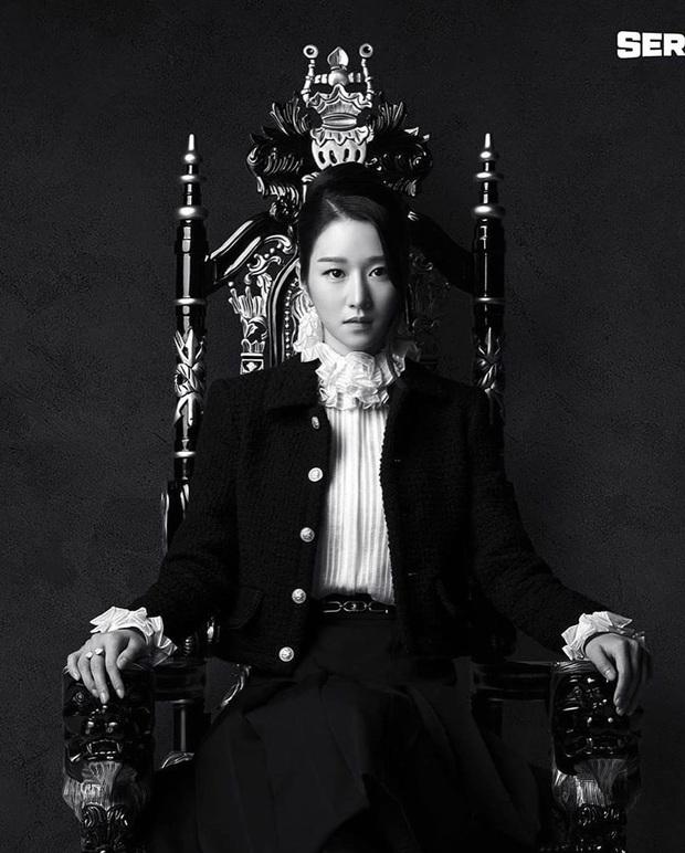 Knet phát sốt vì Điên nữ Seo Ye Ji đóng quảng cáo với Thái tử Joo Ji Hoon, sống mũi sắc lẹm của cặp đôi đúng là cực phẩm - Ảnh 5.